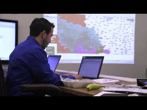 Winter Storm Prep:  Inside the Ameren IL Emergency Operations Center