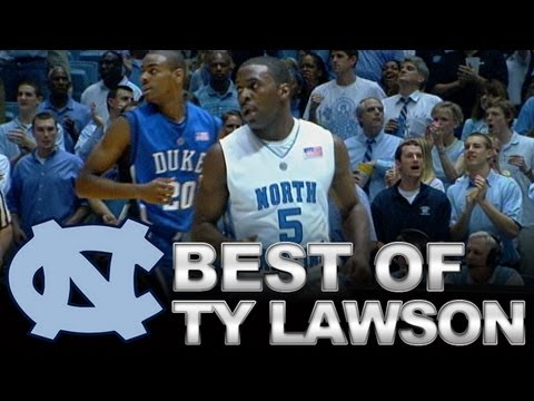 College Highlights | Ty Lawson - University of North Carolina | ACCDigitalNetwork