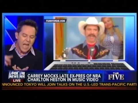 Greg Gutfeld on Jim Carrey: Most Pathetic Tool on Face of the Earth & I Hope His Career Is Dead