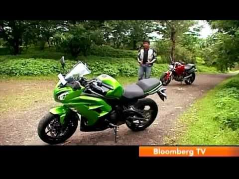 2012 Kawasaki NInja 650 Vs Ducati Monster 795 | Comparison Test | Autocar India
