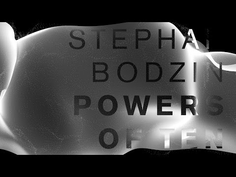 Stephan Bodzin - Powers of Ten (Official)