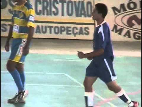 1ª Copa Globo Nordeste de Futsal   CAMUTANGA 5 X 2 CONDADO 2005