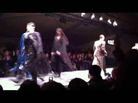 THIERRY MUGLER Men A/W 2011/2012 Paris - Nicola Formichetti