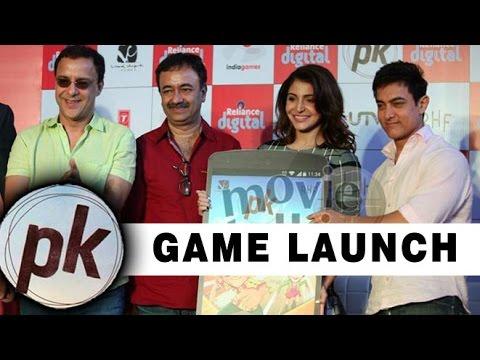 Pk | Game Launch | Aamir Khan, Anushka Sharma video