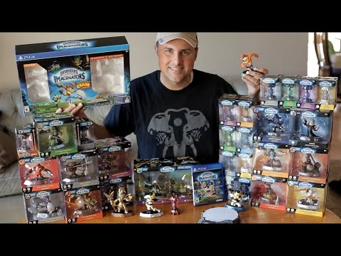 Unboxing Skylanders Imaginators Crash Bandicoot Edition PS4