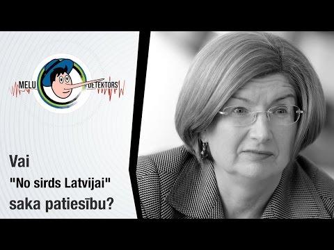 Melu Detektors - Ep13. - Inguna Sudraba, No Sirds Latvijai video