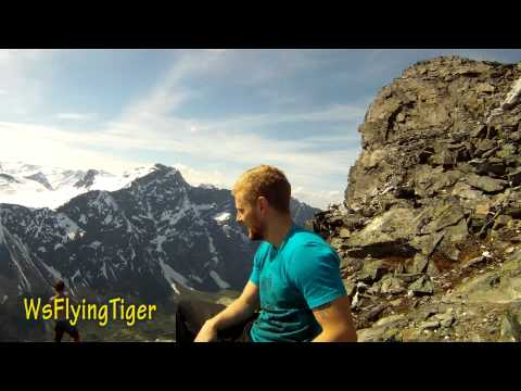 Summer is getting Closer - Wingsuit proximity by Tiger Odd-Martin