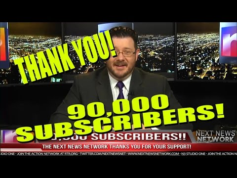 Next News Network Hits 90,000 Subscribers!