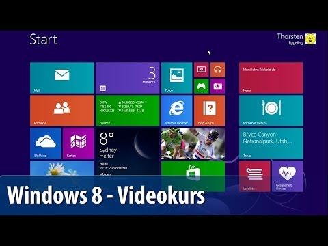 Windows 8 - Der PC-WELT-Videokurs: Die Neuheiten von Windows 8.1   deutsch / german