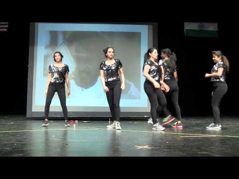 Az Tamil Sangam 2014 Diwali Function Rajini Songs Dance Performance video