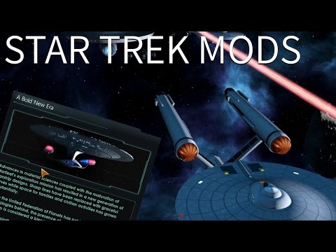 Stellaris - Star Trek New Horizon Mod Overview