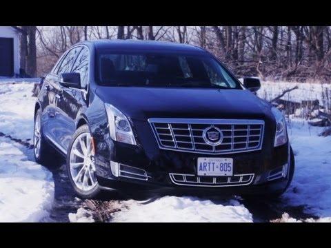 2013 Cadillac XTS: 4 Guys In A Car review