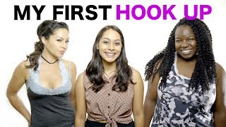 MY FIRST HOOK UP - The Movie