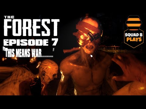 The Forest - Fear Incarnate Ep1.07 - this Means War!....... video