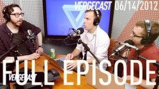 The Vergecast 034 - June 14th, 2012