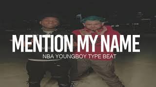 "(FREE) 2019 NBA Youngboy Type Beat "" Mention My Name "" (Prod By TnTXD x Davincybeatz)"