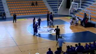 Basquetbol Varonil UP vs UACH Universiada Nacional 2013