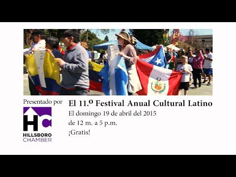 2015 Latino Cultural Festival PROMO SPANISH