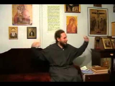 Отец Серафим: монахи - педерасты, педофилы...