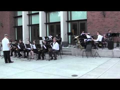 Riverdale High School Jazz Band 6/2/14