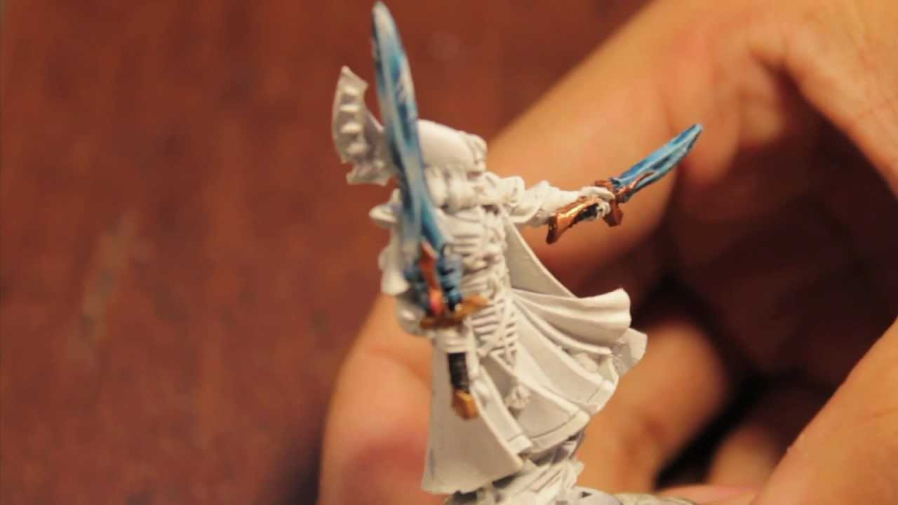 How To Remove Warhammer K Paint