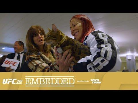 UFC 219 Embedded: Vlog Series - Episode 3