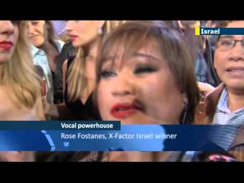 Filipino caregiver wins Israeli X Factor: Rose Fostanes dubbed Israel