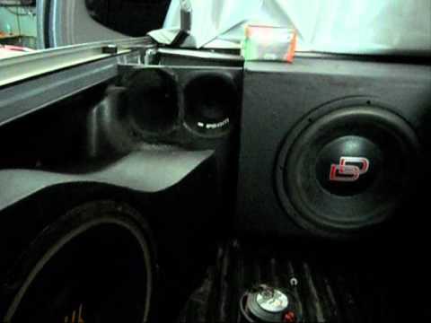 Mitsubishi L200 Triton Sound System Teresom Youtube