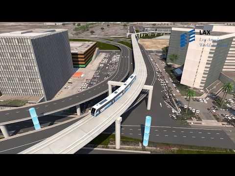 Los Angeles International Airport reveals latest innovations