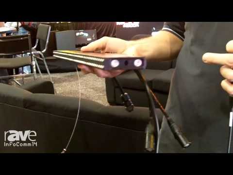 InfoComm 2014: digiLED Demos its LightSlice Product
