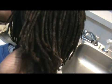 How to Remove buildup out of your locs Part 1 Week 1