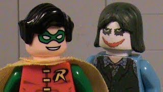 LEGO Robin Gets Kidnapped