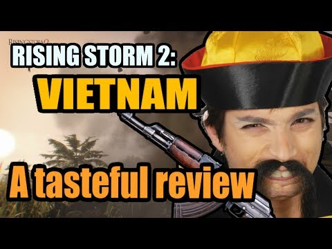 Rising Storm 2: Vietnam - A Tasteful Review (Welcome To The Rice Fields)