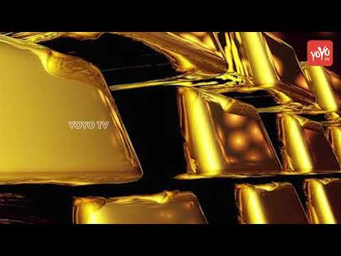 Gold Price Today | Today Gold & Silver Rate in India | Hyderabad, Chennai, Mumbai | YOYO TV Channel