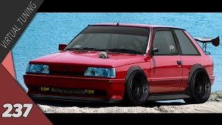 Virtual Tuning - Renault 11 Turbo #237