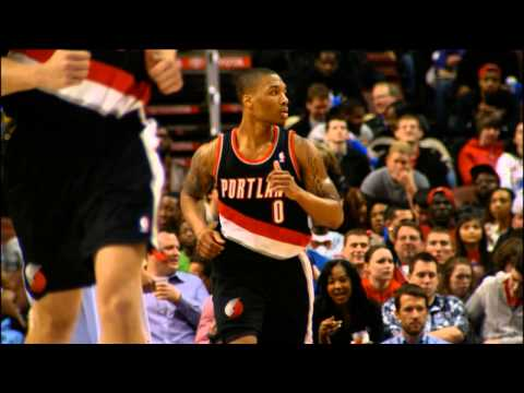 Phantom: Best of Damian Lillard 2013