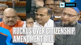 Amit Shah tables Citizenship Amendment Bill in Lok Sabha: Who said what
