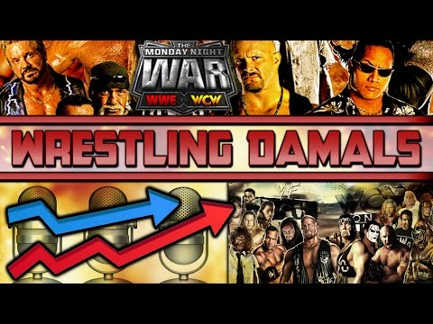 SO WAR WRESTLING DAMALS! - Expertentalk über den Monday Night War! (Deutsch/German)