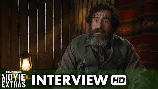 The Hateful Eight (2015) Behind the Scenes Movie Interview - Demian Bichir is 'Bob'