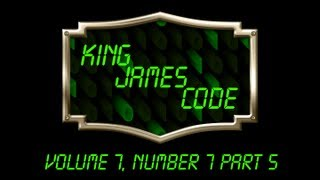 Visit http://KingJamesCode.org | Mike Hoggard | 7 The Sacred Number Part 5 | Amazing numerical patterns in the King James Bible Revealed! Discover how to understand numbers in the Bible and their relation to Bible Prophecy. This video is an in-depth study of the number 7.