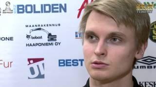 Tiikerit - Isku Volley la 21.2.2015 Tommi Tiilikainen