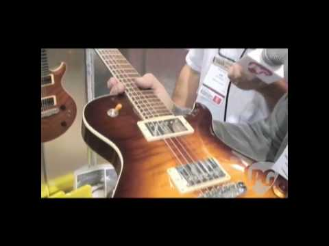 Summer NAMM '09 - Schroeder Guitars Radio Lane Demo, Edge, Shorty&More