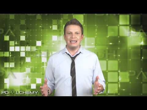 Web Show, Greg Hutson presents Pop Alchemy