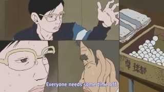 Wenge Kong karakoe - All Alone On Christmas Eve [Ping Pong the Animation]