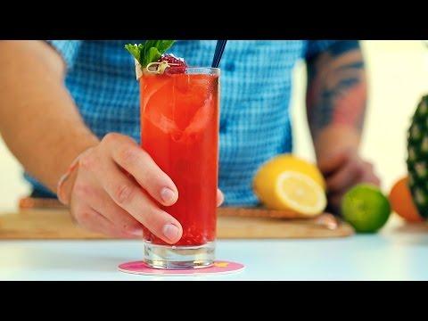 Безалкогольные коктейли для тех, кто за рулём [Как Бармен]