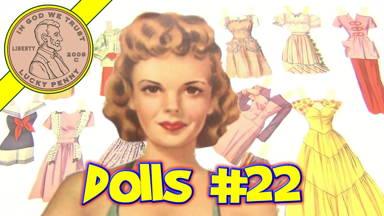 paper doll video