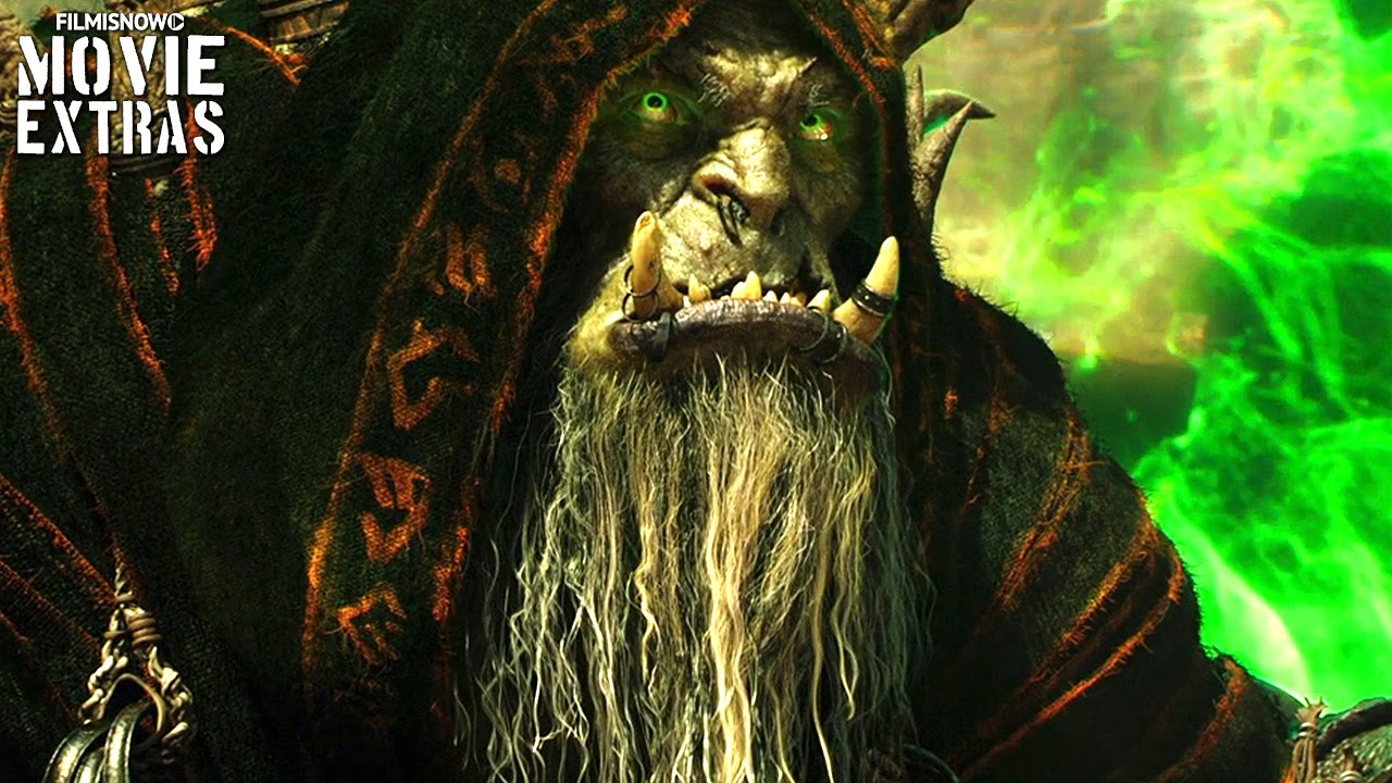 Warcraft 'Gul'dan Character Profile' Featurette (2016)