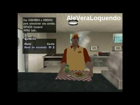 Loquendo - GTA San Andreas - A CJ le da hambre (loquendo sin groserias)