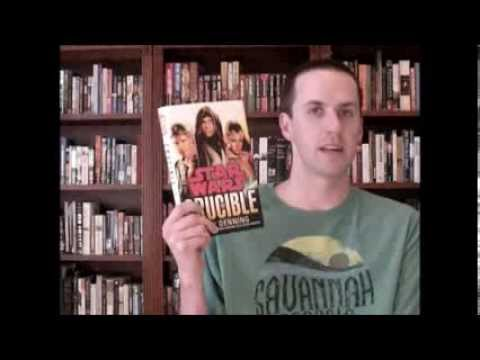 Scoundrels & Crucible review (Star Wars Books)