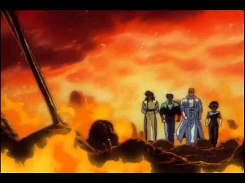 Yu Yu Hakusho - Unbalanced Kiss (english Full) video